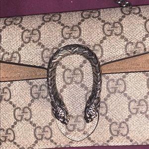 Gucci Bags - DIONYSUS GUCCI SUPREME SUPER MINI BAG